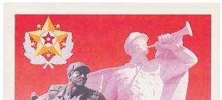 Grafikdesign aus Nordkorea: Propaganda im Zuckertütchen