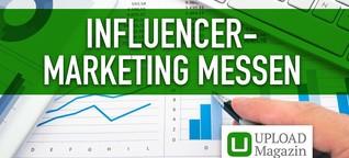 Erfolge im Influencer-Marketing messen