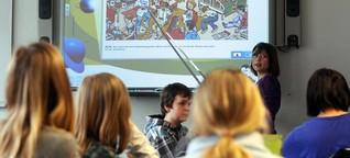 Woran die Digitalisierung der Schulen scheitert
