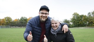 Frau Wasmeier trifft: Klaus P. Wünsch, RibWich-Erfinder