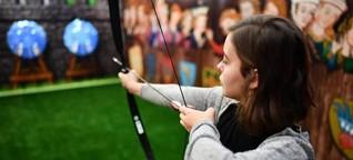 Zu Besuch bei einem Helden – Museum zeigt Schau zu Robin Hood