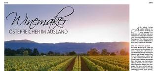 Winemaker - Österreicher im Ausland