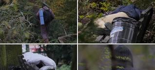 Obdachlose im Tiergarten: Nur Zelte abräumen reicht nicht