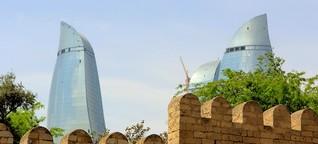 Imagepflege: Aserbaidschan lenkt Presse