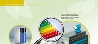 Sensorloser Antrieb: Effizient, leicht und kompakt