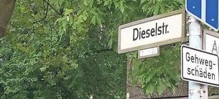 Zu Besuch in der Dieselstraße