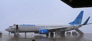 Nonstop nach Nowosibirsk: Russische Airlines entdecken Deutschland