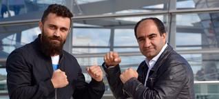 Grünen-Politiker Özcan Mutlu unterstützt Erdogan-Gegner