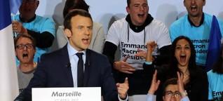 """Wahlen in Frankreich: """"Wir werden mit Sicherheit eine Überraschung erleben"""""""
