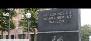 Wallonien: Nein zu CETA