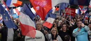 Macron: Neustart oder Nebelkerze?