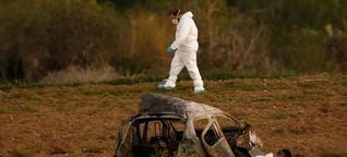 Mord an Daphne Galizia: ein Fall fürs EU-Parlament