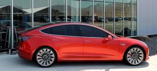 Tesla: Klein kann Elon Musk nicht