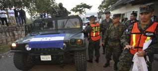 Honduras vor der Wahl - Morde, Korruption und Landraub