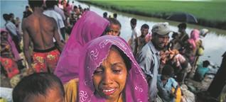 Geflüchtete Rohingya: Angst vor Epidemien in Lagern