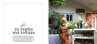Wie aus einem Jane Austen-Roman: Ateliervisit bei der Floristin Jo Rodwell