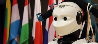 Roboter: Risiko und Chance für Europas Arbeitsmarkt