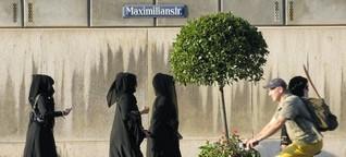 Reiche Araber belegen Münchner Wohnungen