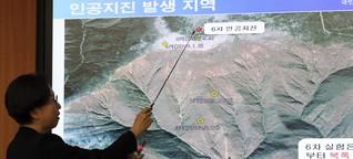 Atomtests in Nordkorea: Indizien für eine Katastrophe