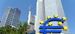 EZB-Direktoriumsmitglied: Banken zu langsam für Kyptowährungen