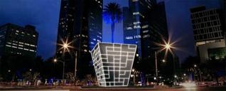 Visual Art Week: Mexiko-Stadt erleuchtet im Farbenspiel