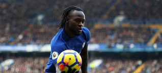 Victor Moses one of the best wing-backs in the world - Redknapp
