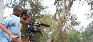 In Eigenregie - Junge Regisseure begründen Ruandas Filmszene