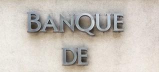 Französische Zentralbank: Bitcoin nur ein Spekulationsobjekt