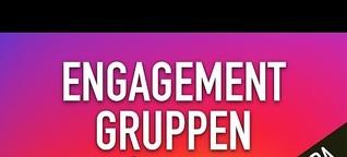 Instagram Engagement-Gruppen Pro & Contra