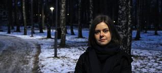 """""""Ich habe mir einen Therapeuten besorgt"""": Eine junge Ukrainerin erzählt von den Folgen der Krise"""
