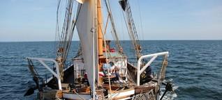 Ich suchte Selbstfindung und bekam Übelkeit: Das erlebte ich auf einem Segeltörn in der Ostsee