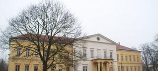 """Unbequemes Denkmal - Was passiert mit """"Heydrichs Schloss""""?"""