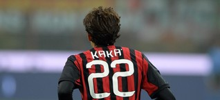 Ricardo Kaka announces official retirement from football