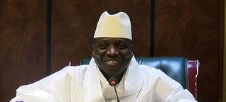 ex-Gambia President, Yahya Jammeh blacklisted for human rights abuse and corruption -US