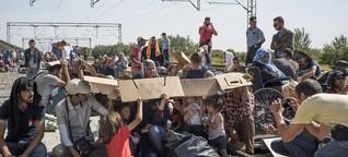 """Migranten-Guide """"Europa"""": Sind Brezeln halal?"""