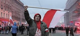 Rechte Großdemo in Polen: No-Go-Area für Muslime und Homos