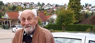 SWR4: 94-Jähriger arbeitet seit 60 Jahren als Reporter