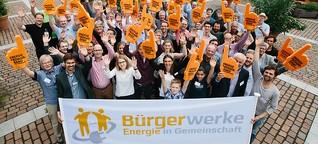 Bürgerwerke: Stromanbieter in Bürgerhand