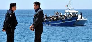 Tunesien: Dann wenigstens ehrenhaft ertrinken