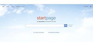Anonymisierte Google-Suchergebnisse mit Privatsphäre-Schutz
