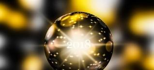 IT-Trends 2018: Daten und Algorithmen bestimmen das Leben 2018