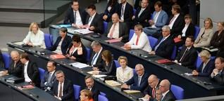 Leipziger Bundestagskandidaten im Porträt