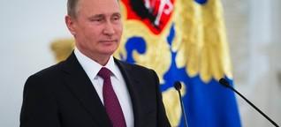 """Duma-Wahlen: """"Die Partei ist ein Instrument von Putin"""""""