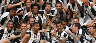 Juventus Turin: Alle lieben sie, alle hassen sie