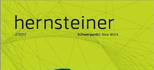 hernsteiner (Kundenmagazin) 2-2017