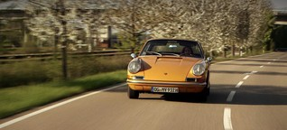"""Video """"Mythos Porsche 911"""" - Landesschau Baden-Württemberg"""