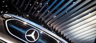 BMW und Mercedes lancieren Auto-Abo