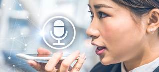 Werbung aus der Sprachbox - schweigen oder mitreden?