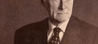 Gustav Hillard – Schriftsteller im Schatten