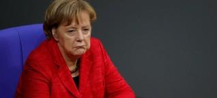 Deutschland in der Schwebe: Wie lange darf Merkel noch regieren?